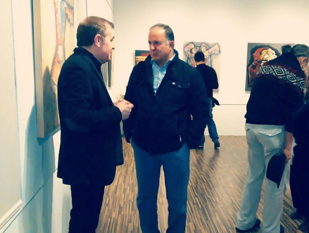 Exposición pintura Ametlla del Vallés