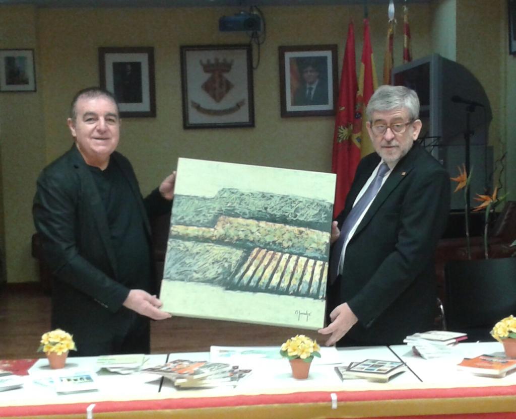 Exposición pintura Zaragoza