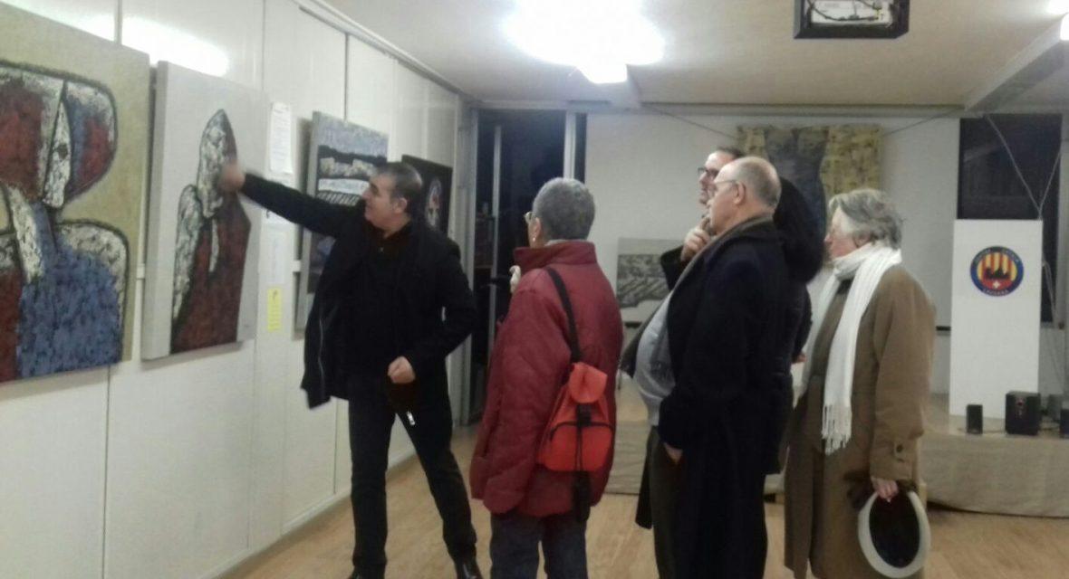 Exposición en Lausanne